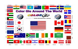 Color Glo Around The World