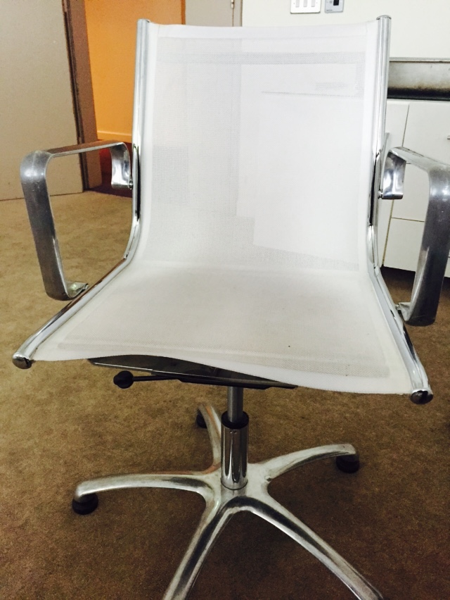 Cream Conference Room Chair to be customised